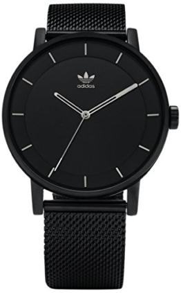 Adidas Herren Analog Quarz Uhr mit Edelstahl Armband Z04-2341-00 - 1