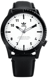 Adidas Herren Analog Quarz Uhr mit Leder Armband Z06-005-00 - 1