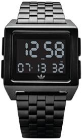 Adidas Herren Digital Uhr mit Edelstahl Armband Z01-001-00 - 1