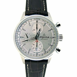 Alpina Chronograph Alpiner Herren Automatikuhr AL-750S4E6 - 1