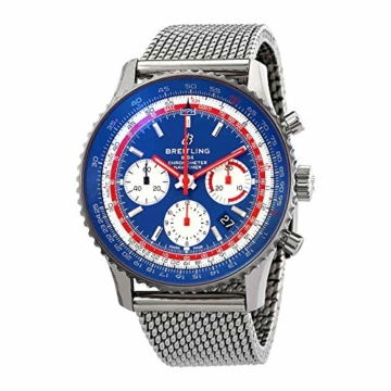 Breitling AB012B1C1A1 Navitimer1 B01 Chronograph 43 Pan Am Airline Edition - 1