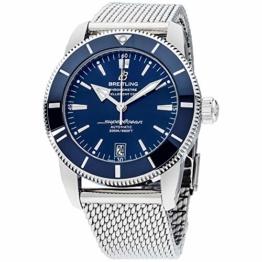 Breitling Herren-Armbanduhr AB2020161C1A1 mit blauem Zifferblatt - 1