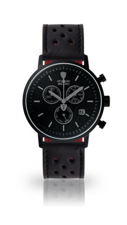Detomaso Chronograph »MILANO BLACK BLACK«