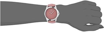 Gucci Damen Datum klassisch Quarz Uhr mit Leder Armband YA1264030 - 2
