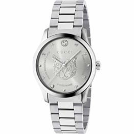 Gucci YA1264095 Stahl 316 L Frau Uhr - 1