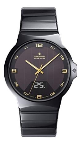 Junghans Force Herren Funk-Solar-Uhr 018/1435.44 - 1