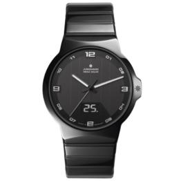 Junghans Herren-Armbanduhr XL Force Analog Quarz Verschiedene Materialien 018/1132.44 - 1