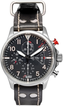Junkers-Uhren Chronograph »Eurofighter, 6826-5« Made in Germany
