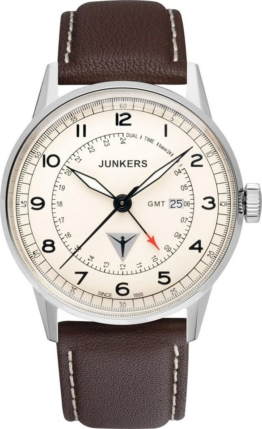 Junkers-Uhren Quarzuhr »G38, 6946-5«