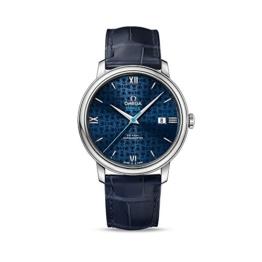Omega De Ville Automatische Herren Armbanduhr 424.13.40.20.03.003 - 1