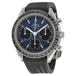 Omega Herren-Armbanduhr Chronograph Automatik Kautschuk 32632405003001 - 1