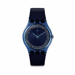 Swatch Damenuhr Blusparkles - 1