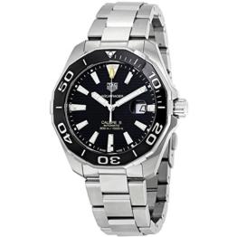 TAG Heuer Aquaracer Herren-Armbanduhr 43mm Automatik WAY201A.BA0927 - 1