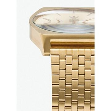 Adidas Damen Analog Quarz Uhr mit Edelstahl Armband Z02-502-00 - 3