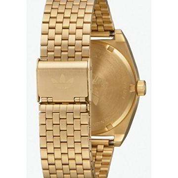Adidas Damen Analog Quarz Uhr mit Edelstahl Armband Z02-502-00 - 5