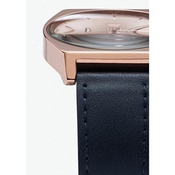 Adidas Damen Analog Quarz Uhr mit Leder Armband Z05-2908-00 - 3