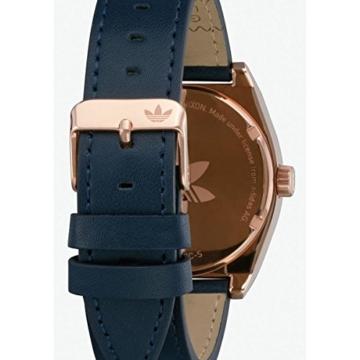 Adidas Damen Analog Quarz Uhr mit Leder Armband Z05-2908-00 - 5