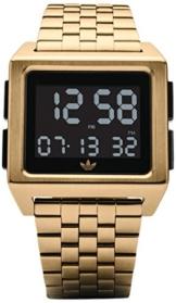Adidas Damen Digital Uhr mit Edelstahl Armband Z01-513-00 - 1