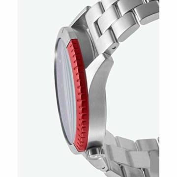 Adidas Herren Analog Quarz Smart Watch Armbanduhr mit Edelstahl Armband Z03-2958-00 - 4