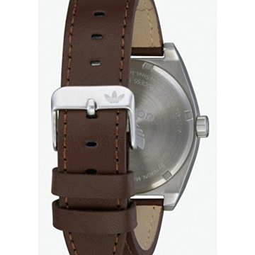 Adidas Herren Analog Quarz Uhr mit Leder Armband Z05-2920-00 - 5