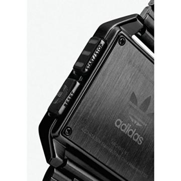 Adidas Herren Digital Uhr mit Edelstahl Armband Z01-001-00 - 3