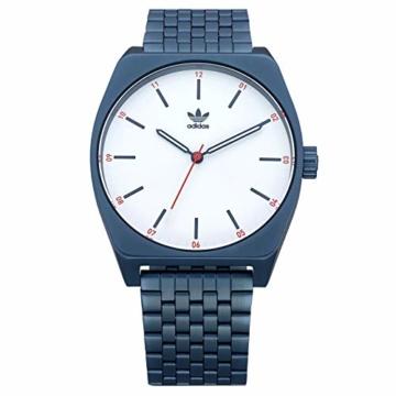 adidas Watches Herren Uhren Process M1 blau Einheitsgröße - 1