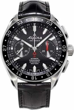 Alpina Geneve Alpiner 4 Chronograph Herrenchronograph Sehr Sportlich - 1