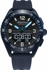 Alpina Hybrid-Smartwatch AlpinerX AL-283LBN5NAQ6 - 1