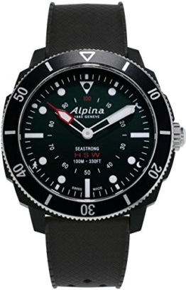 Alpina Schweizer Horological Hybrid-Smartwatch Seastrong AL-282LBB4V6 - 1