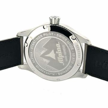 Alpina Schweizer Uhr Startimer Pilot AL-280BGR4S6 - 3