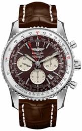 Breitling Navitimer Rattrapante Herren-Armbanduhr - AB031021/Q615-756P - 1