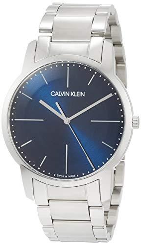 Calvin Klein Herren Analog Quarz Uhr mit Edelstahl Armband K2G2G1ZN - 1