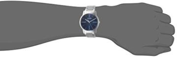 Calvin Klein Herren Analog Quarz Uhr mit Edelstahl Armband K2G2G1ZN - 2