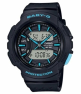 Casio Baby-G Damen-Armbanduhr BGA-240-1A3ER - 1