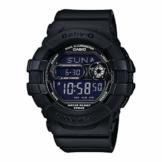 Casio Baby-G Damen-Armbanduhr Digital Schwarz BGD-140-1AER - 1