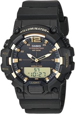 Casio Classic - Reloj de Cuarzo para Hombre, Color Negro (Modelo: HDC-700-9AVCF) - 1