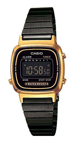 Casio Collection Damen-Armbanduhr LA670WEGB-1BEF - 1