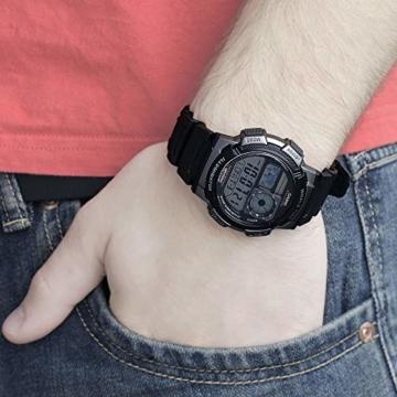 Casio Collection Herren Armbanduhr AE-1000W-1BVEF - 5