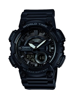 Casio Collection Herren-Armbanduhr AEQ-110W-1BVEF - 1