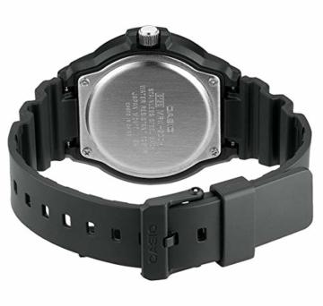 Casio Collection Herren-Armbanduhr MRW 200H 1B2VEF, schwarz/Schwarz - 2