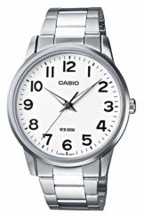 Casio Collection Herren Armbanduhr MTP-1303PD-7BVEF, Weiß - 1