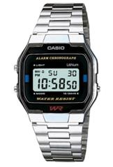 Casio Collection Unisex-Armbanduhr A163WA 1QES - 1
