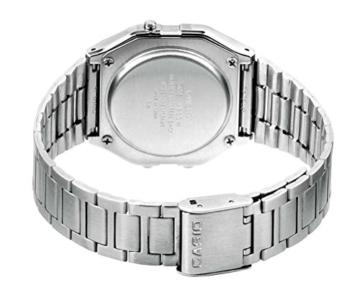 Casio Collection Unisex-Armbanduhr A163WA 1QES - 2