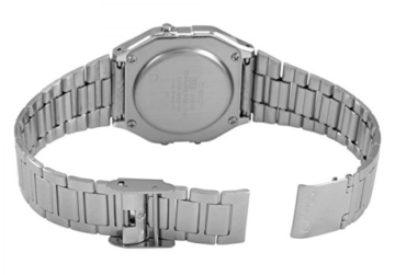 Casio Collection Unisex-Armbanduhr A163WA 1QES - 4