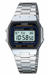 Casio Collection Unisex-Armbanduhr A164WA1VES - 1