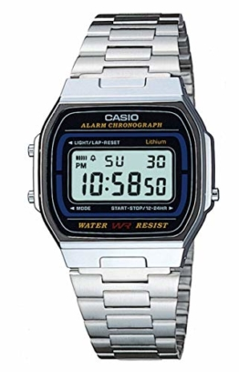 Casio Collection Unisex-Armbanduhr A164WA1VES - 1
