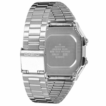Casio Collection Unisex-Armbanduhr A178WEA 1AES - 2