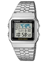 Casio Collection Unisex-Armbanduhr A500WEA 1EF - 1
