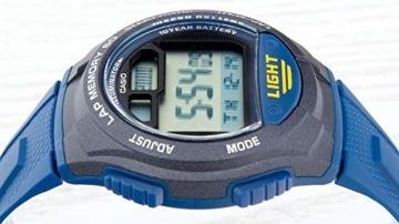 Casio Collection Unisex Armbanduhr W-734-2AVEF - 4