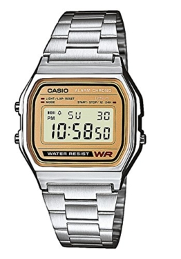 Casio Collection Unisex Retro Armbanduhr A158WEA-9EF - 1